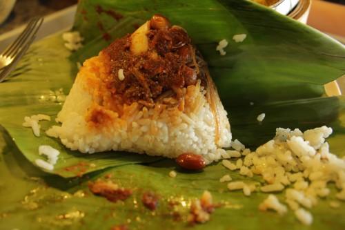 Nasi Lemak - Kota Kinabalu style