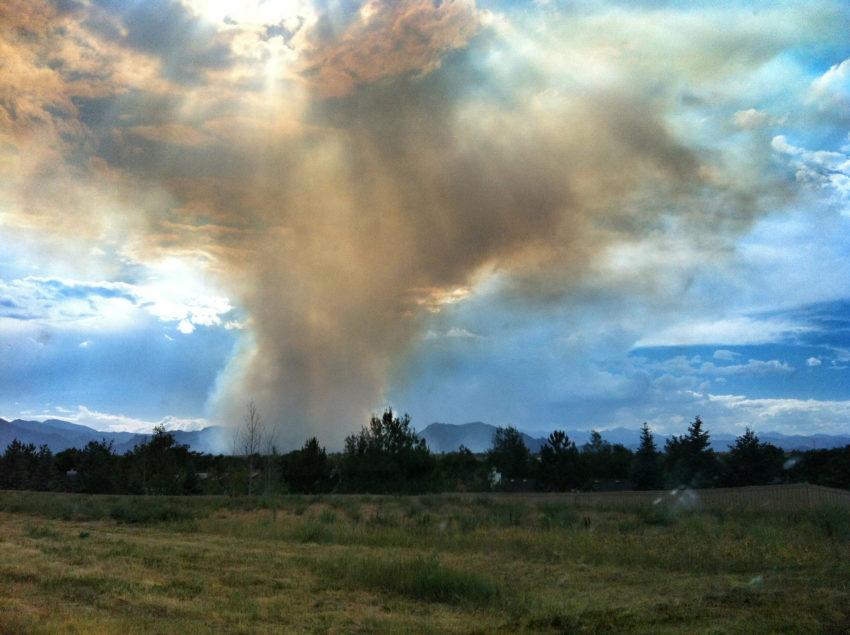 Colorado Wildfires Summer 2012