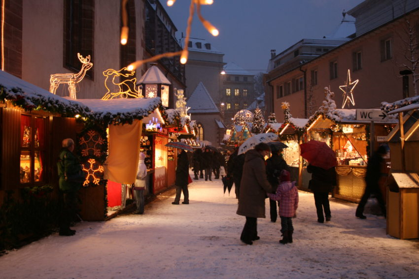 Holiday Travel Dreams: Top 8 Christmas Markets in Europe