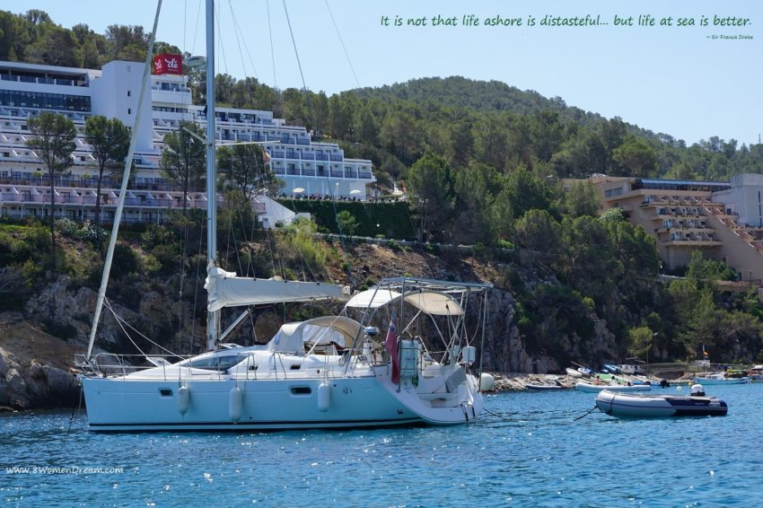 Is Your Dream to Travel by Yacht like Beyonce? Ibiza yacht