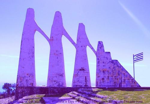 8 Women Memorials to Visit on International Women's Day: The ZalongoMonument