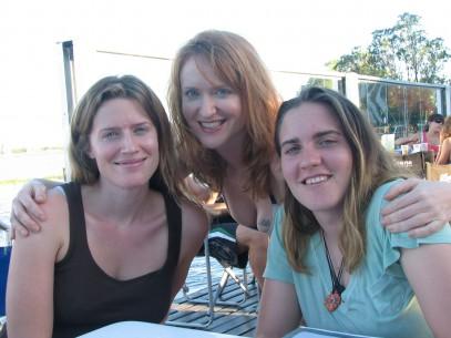 La Tres Hermanas!