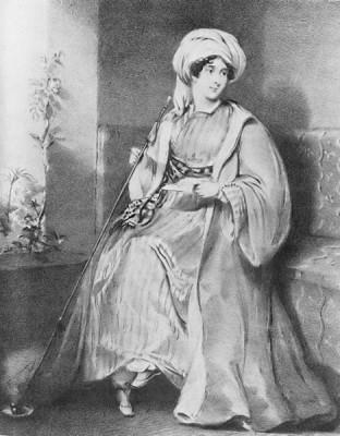 8 Women Travelers: Lady Hester Stanhope
