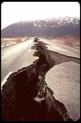 Living Bigger Dreams earthquake!