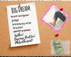 How to Begin Living Today as if Your Big Dream is a Reality