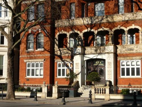 London architecture, United Kingdom