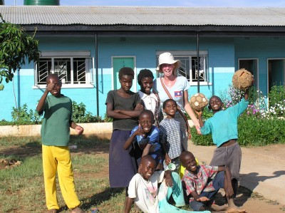 Why We Dream of Traveling the World: Lubasa Children's Home, Zambia
