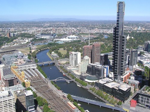World Travel Dreams: Melbourne Australia