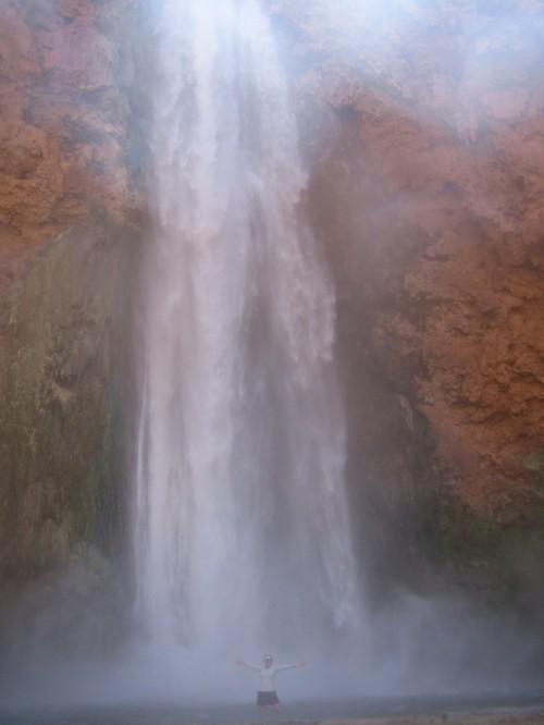 A Grand Canyon Travel Dream: Mooney Falls