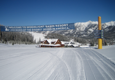 Ski in Big Sky Montana: Moonlight Basin