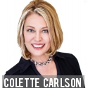 Top Motivational Speaker Colette Carlson
