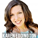 Top Motivational Speaker, Karen Eddington Interview