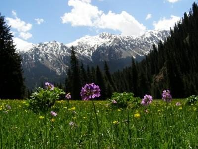 World Travel Dreams: Mountains of Kyrgyzstan