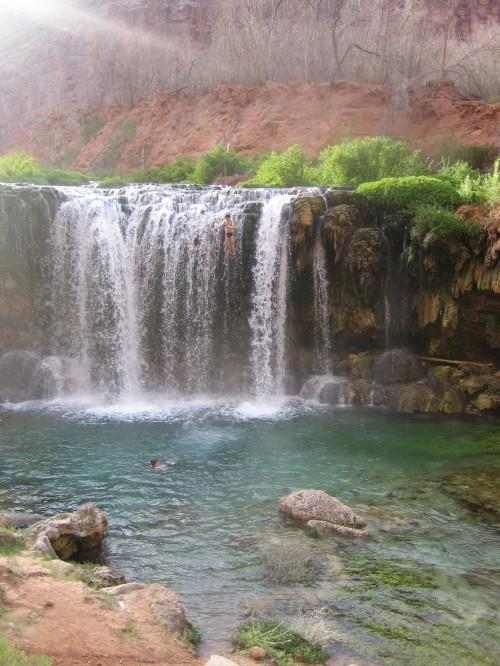 Havasupai Falls: A Grand Canyon Travel Dream: Navajo Falls 2