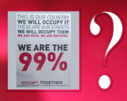 We are the 99% and Other Forms of Big Dream Activism