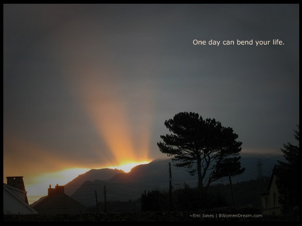 Winter Solstice Celebration: What Will You Do with 1 Minute More? One day can bend your life by Mitch Albom