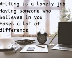 Are Conferences a Way to Overcome Blogger Loneliness?
