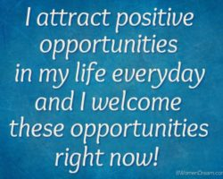 How Positive Affirmations Can Help Make Big Dreams Come True