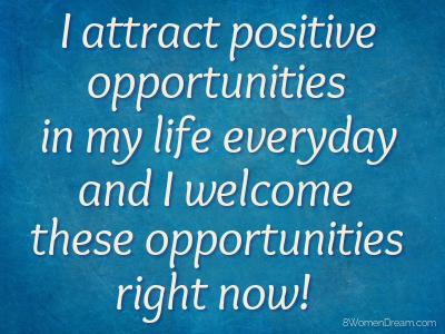 Positive Affirmations to Make Big Dreams Come true
