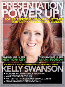 Public Speaking Presentation Power Up With Motivational Speaker Kelly Sawanson