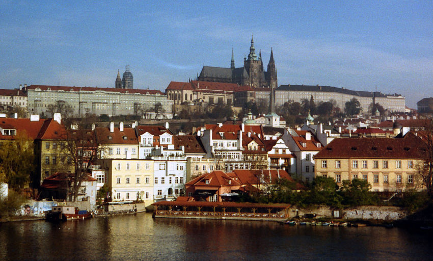 8 Must-Sees on a European Dream Vacation: Prague castle