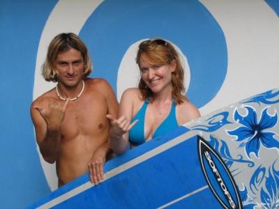 Summer Adventures: BEING A SURFER GIRL