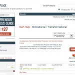 Successful Blog Lies: It's Easy to Sell Products Online