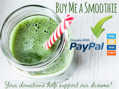 Donate to PHR Dreams Unlimited - 8 WomenDream to buy Heather a Smoothie thanks to nephew Brian Cox