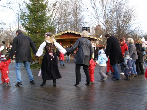 Holiday Travel Dreams: Top 8 Christmas Markets in Europe - Skansen Christmas market, Stockholm