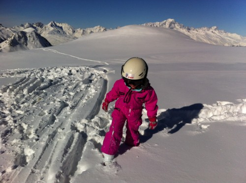 Travel Dreams for 2015: Family Ski fun in France