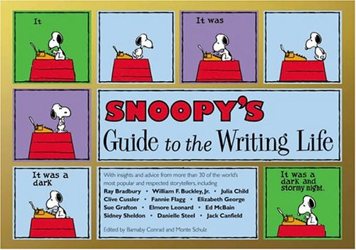 Why Living Our Dreams Feeds The Soul and Why This Matters: Snoopy's Guide to the Writing Life