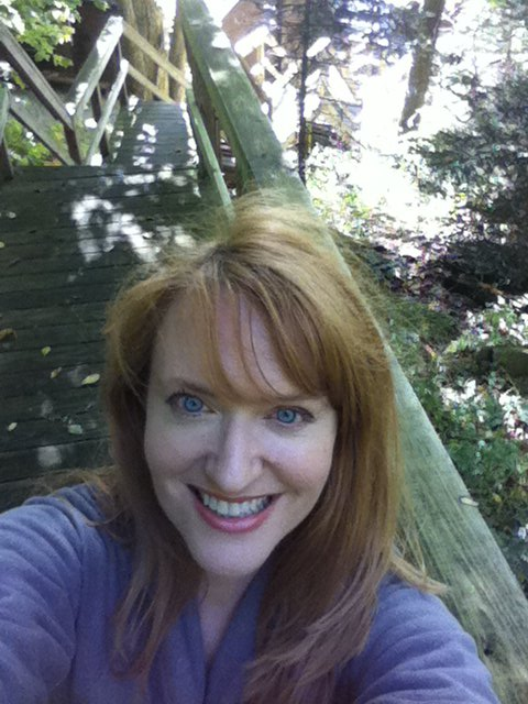 In Which The Author Disappears Into A Cabin In The Woods to Finish Her Book