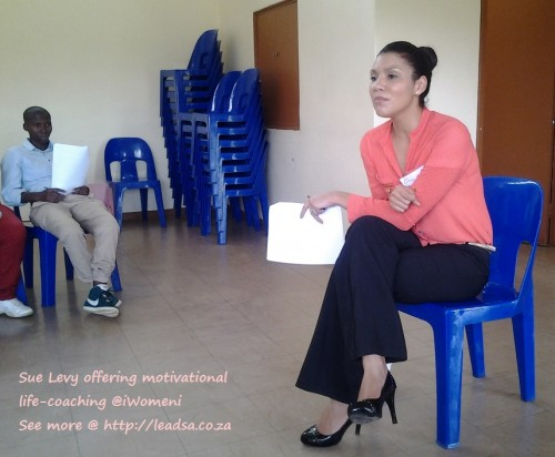 South Africa Women's Day 2014: Empowering Women to Dream Big - Me at iWomeni International Women Inspiration