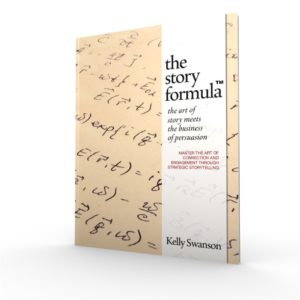 The Story Formula Book by Kelly Swanson