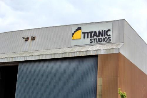 Titanic Studios, Belfast Northern Ireland
