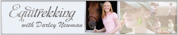 Top Equestrian Blogs and Horse Websites on the Internet: Equitrekking with Darley Newman