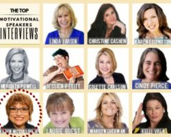 The Top Motivational Speaker Interviews: Karen McCullough #8