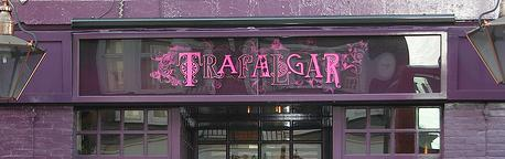Trafalgar Restaurant on King's Road