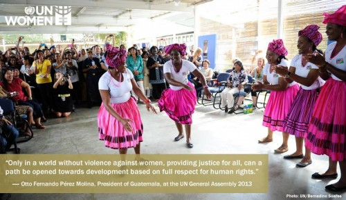 South Africa Women's Day 2014: Empowering Women to Dream Big - UNWomen International/ Photo: Bernadino Soares