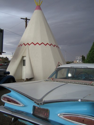 So Long, Staycations Wigwam Motel