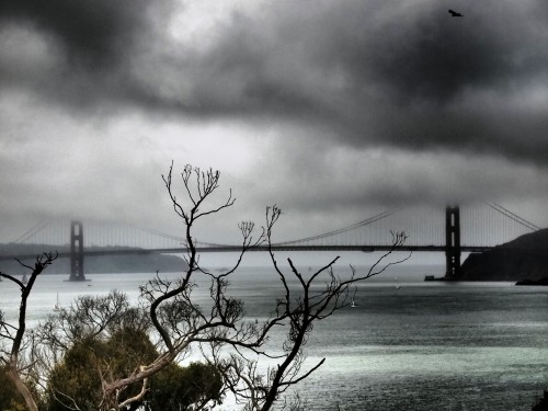 Wordless Wednesday Angel Island and the Golden Gate Bridge images