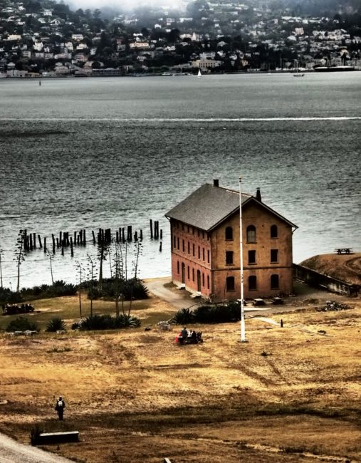 Wordless Wednesday: Travel to Angel Island California