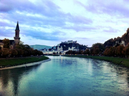 Travel Saturday: Sharing World Wandering Images - World wandering in Salzburg, Austria