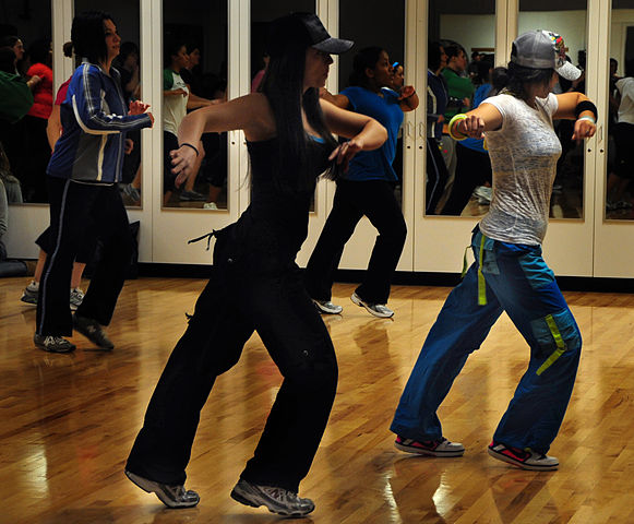The Secret of Making Your Dreams Come True - Zumba class is motivation for me