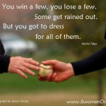 Dream Motivational Picture Quote: Inspiration from Baseball