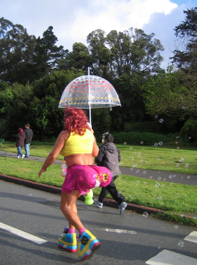 Are You Being Fascinating Enough? Bay to Breakers