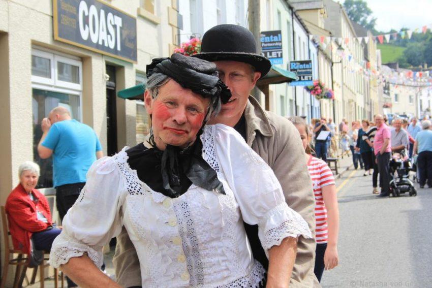 8 Best Travel Photos from the World Wandering Kiwi: Northern Ireland Glenarm Village Fair