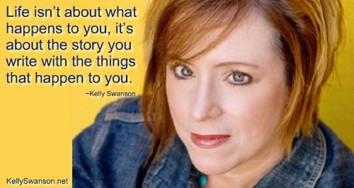10 Tips for Better Public Speaking: Motivational Speaker Kelly Swanson quote