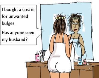 bulgeswoman