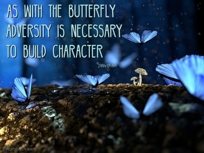 Why I Chose Butterfly as a Symbol of My Book Publishing Dream